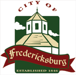 City of Fredericksburg, Texas City Logo